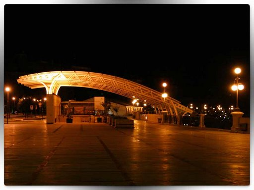 Piazzale Stazione Lido (Foto Picasaweb)