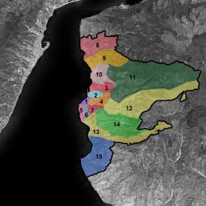 Reggio Calabria Circoscrizioni