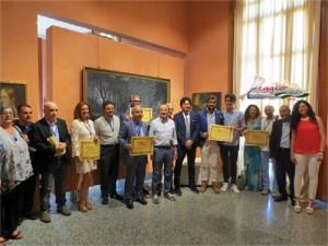 Foto Premiati Reggio Calabria Day