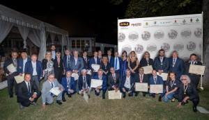 foto gruppo Premio Internazionale Bronzi di Riace 2021