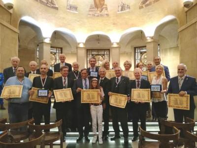 Gruppo Premiati Bronzi Riace 2018