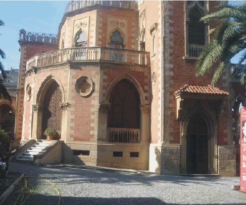 Angolo Villa Zerbi